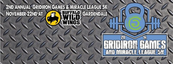 gg2; GRIDIRON GAMES RESULTS