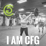 I AM CFG (Kim Barber)