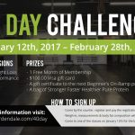 40 Day Challenge 2017