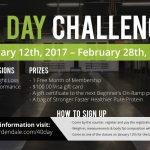 40 Day Challenge 2017