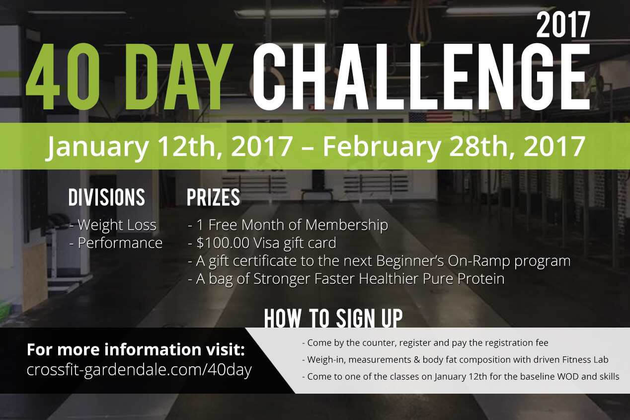 the 40 day dating challenge