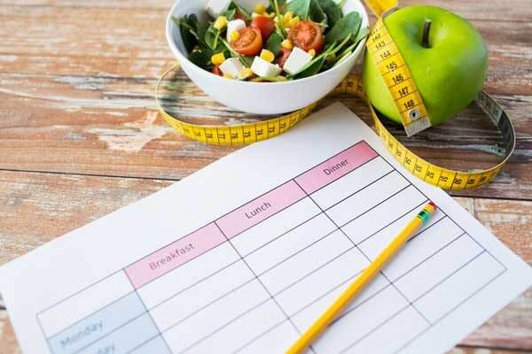The Best Way To Organize And Execute Meal Planning  Crossfit Gardendale